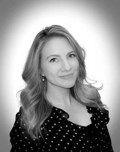 Katie Armstrong Director of International Development